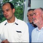 Oraldesigner Thilo Vock mit namhaften Kollegen bei einem Patientenkurs bei uns im Haus.