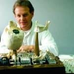 Klaus Müterthies - ein großer Meister seines Fachs gibt sein Wissen weiter bei einem Kurs in meiner Werkstätte.