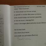 Gästebuch arsdentis