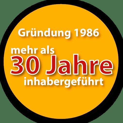 Gründung 1986